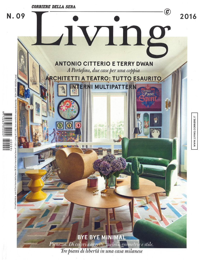 gupica-press-livingcorriere-n09-cover