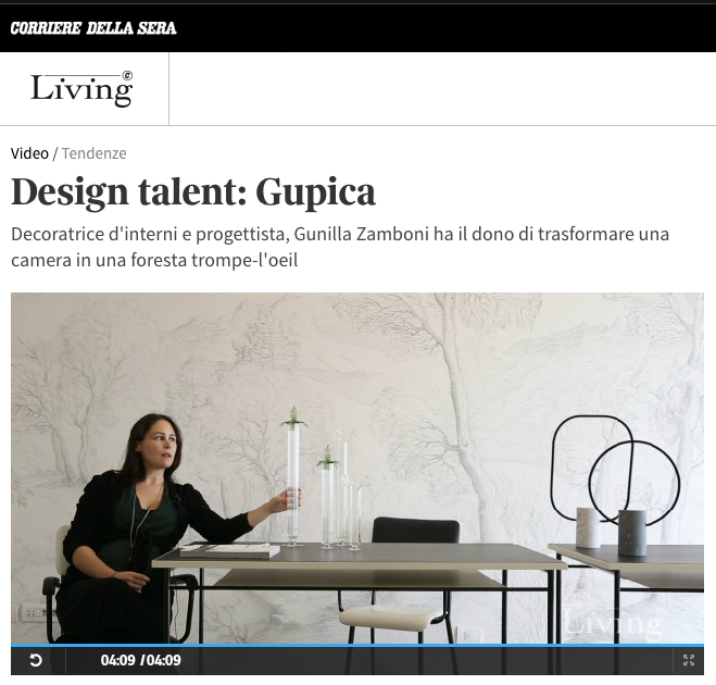 gupica-living-corriere-video-interview