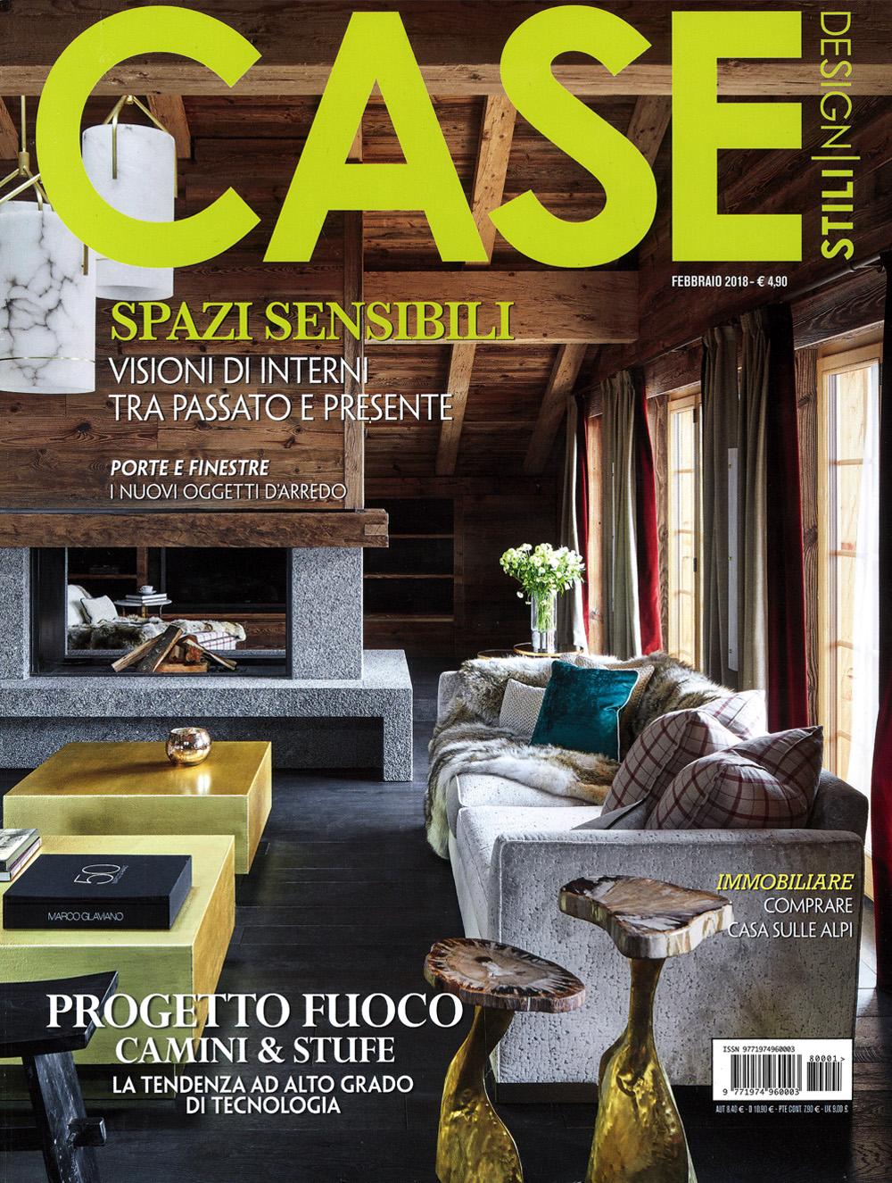Case E Stili Design case design stili - february 2018 - gupica